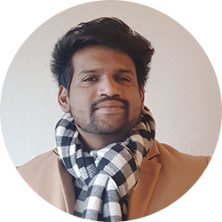 Associated Co-creator Junior Art Director Industrial designer Ashwin Madassery