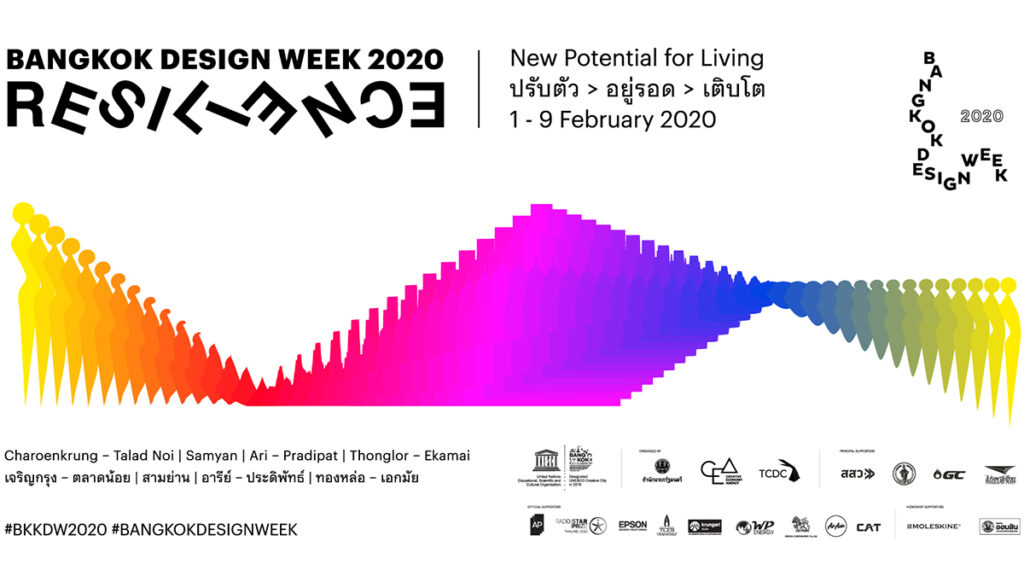 TJJS Bangkok design week 2020