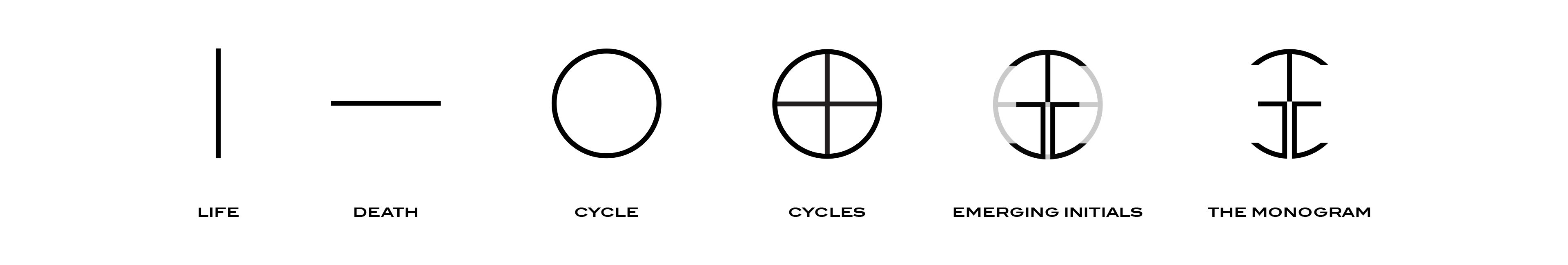 Timothy Jacob Jensen story of the monogram logo