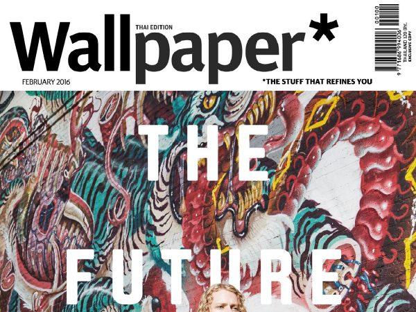 Timothy Jacob Jensen Wallpaper magazine 2016 press feature