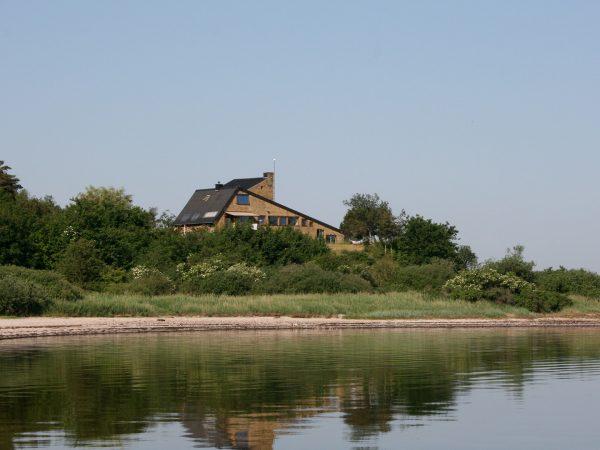 The legendary design studio in Hejlskov waterfront Limfjorden Denmark