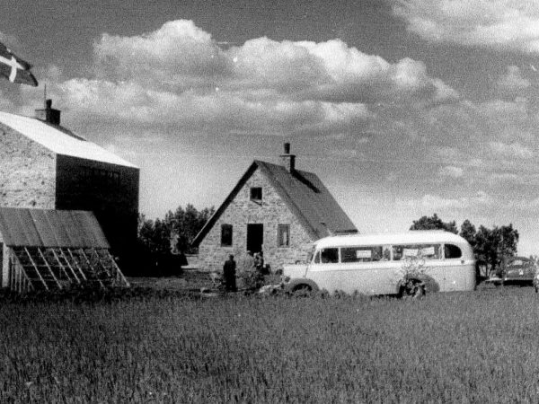 The studio in the early days Hejlskov Denmark Timothy Jacob Jensen home and studio