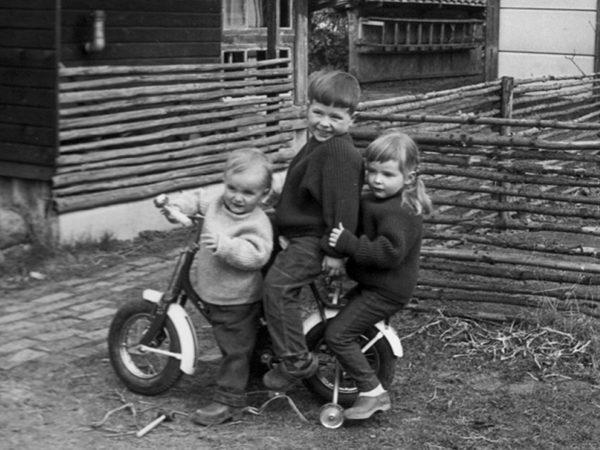 Timothy Jacob Jensen his brother Thomas and sister Katja Denmark